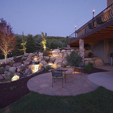 Traditional Exterior by Upland Development, Inc.