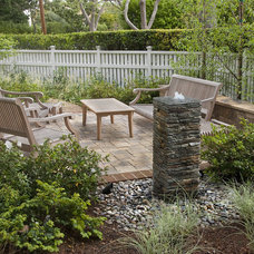 Traditional Exterior by Verdance Landscape Design