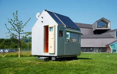 The Gable Goes Mobile, Micro and Mod