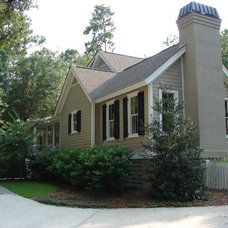 Traditional Exterior by A. Tate Hilliard, Architect/Builder