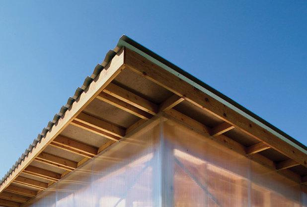 Modern Exterior by M Valdes Architects PLLC