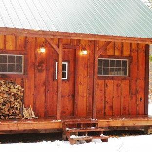 diy Tiny House Plans ($50) - 16' x 20' Vermont Cottage