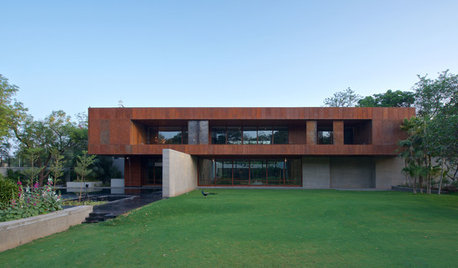 4 Contemporary Ahmedabad Homes With an Indoor-Outdoor Connection