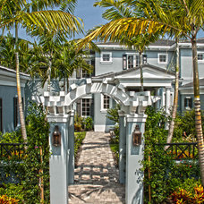 Tropical Exterior by Renovation & Addition Specialists - RH Homes