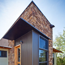 Modern Exterior by Tom Hurt Architecture