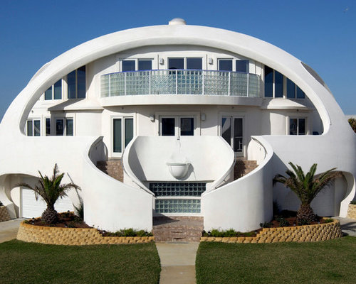white stucco house photos - Stucco Design Ideas