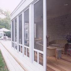 Contemporary Exterior by Billinkoff Architecture PLLC