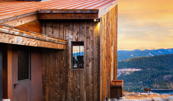 Donner Crest Lake View Rock House