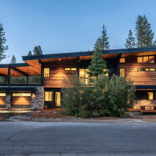Donner Lake, Mountain Modern Home