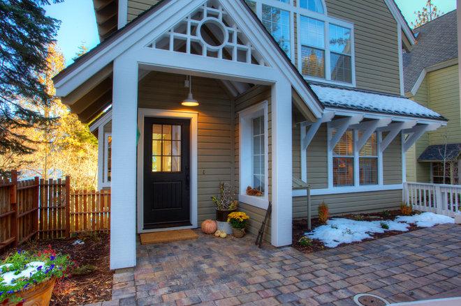 Craftsman Exterior by Landmark Builders