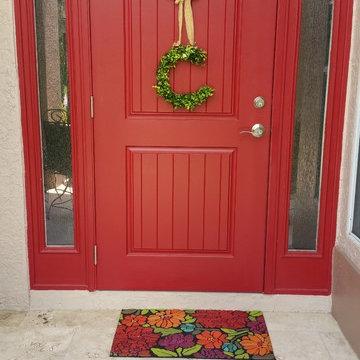 Door With Sidelite