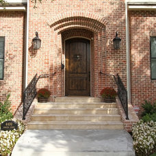 Traditional Exterior by Cason Graye Homes