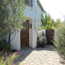 Mediterranean Exterior by RA Design Group, LLC