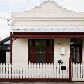 Dot's House: Front Facade