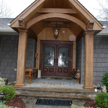 Double Front Entry