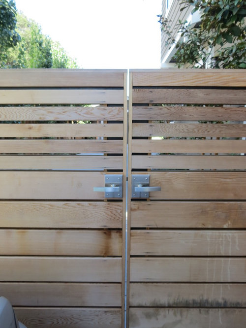 Double Horizontal Driveway Gate Amp Stainless Steel