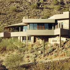 Modern Exterior by Douglas Fredrikson Architects