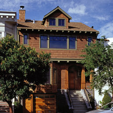 Craftsman Exterior by Rossington Architecture