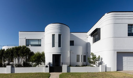 Houzz Tour: An Art Deco Home Gets An Unbelievable Makeover