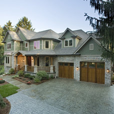 Craftsman Exterior by Studio21 Architects