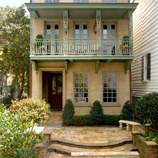 Traditional Exterior by Baxter Interiors