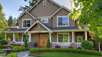 Downtown Bellevue Custom Home