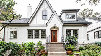 Downtown Decatur Tudor