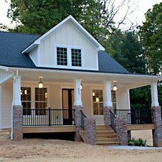 Craftsman Exterior by Jeff Spear Homes