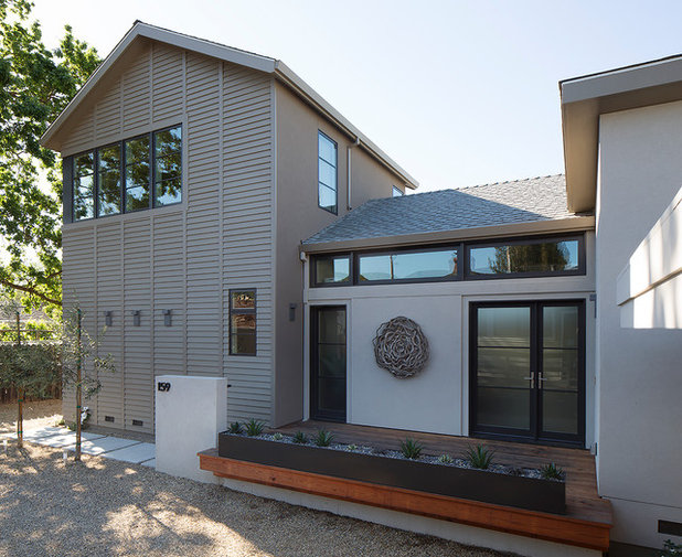 Transitional Exterior by Amy A. Alper, Architect