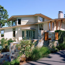 Craftsman Exterior by Sutton Suzuki Architects
