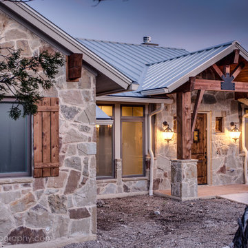 Dripping Springs Lodge Residence