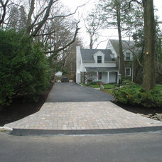 Traditional Exterior by Cedar Run Landscapes