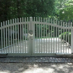 Driveway Gates | Automatic Gates -