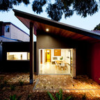 St. Helena Farmhouse - contemporary - exterior - san francisco