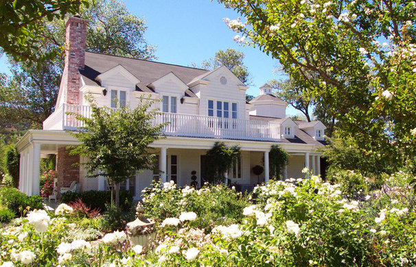 Traditional Exterior by Winder Gibson Architects