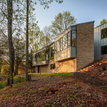 Dudley Mountain Modern by Moore Ruble Yudell Architects