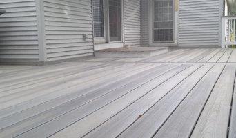 Duffwood Duralife deck