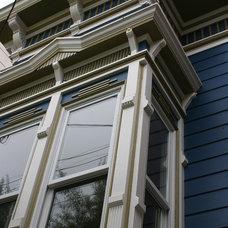 Traditional Exterior by B Birmingham Inc.