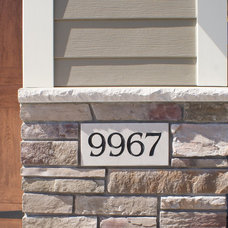 Traditional Exterior by Howard Homes, Inc.
