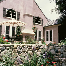 Traditional Exterior by Cynthia Bennett & Associates