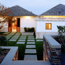 Contemporary Exterior by Meditch Murphey Architects