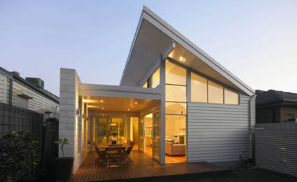 Modern Exterior by dx architects