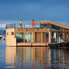 Houzz Tour: Big Bay Views Buoy a Seattle Floating Home