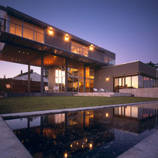 Contemporary Exterior by E. Cobb Architects