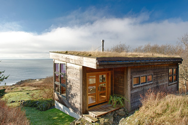 Minimalistisch Häuser by Prentiss Balance Wickline Architects
