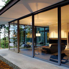 Contemporary  by Gary Gladwish Architecture