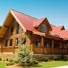 Whisper Creek Log Homes Hamilton Mt Us 59840