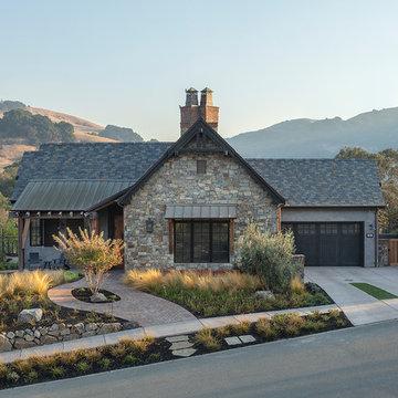 East Bay Cottage Custom Home