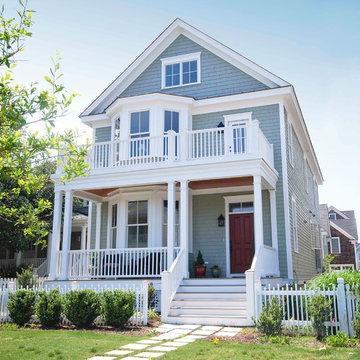 East Beach Cottage