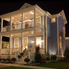 Traditional Exterior by Viridian Homes